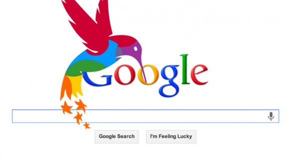 Google's Hummingbird algorithm aims searches 'on the fly'